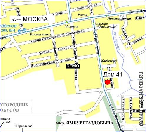 Как проехать.  Открытие магазина!  Уважаемые клиенты Владимирской области.  Открылся магазин в городе Покров...